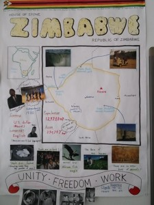 Introduction of the Zimbabwe country of origin by Tim lecturer